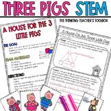 3 Little Pigs STEM Activity RL.2.2, 3.2 & 2.3, 3.3