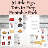 3 Little Pigs - Tots to Prep