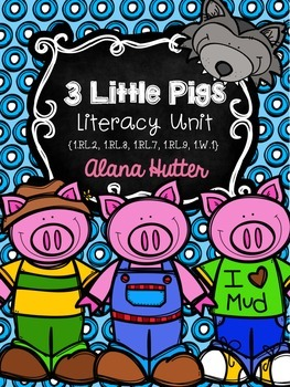 3 Little Pigs Unit