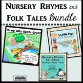 Nursery Rhymes and Folk Tales Bundle