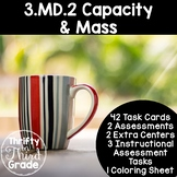 3.MD.2 -Task Cards, Assessments, Centers and More