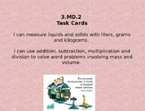 3.MD.2 Task Cards