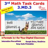 3.MD.3 Math Interactive Test Prep: Bar Graphs & Picture Gr