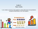 3.MD.3 Task Cards