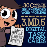 3.MD.5 Measuring Area in Square Units ★ Area of Plane Figures ★ Google Classroom