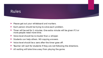 3.MD.A.1  Solving Elapsed Time Game MORE PRACTICE