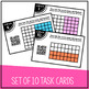 3.MD.C - iSPY Distributed Arrays Task Cards with QR Codes