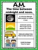 3.MD {CCSS MATH VOCABULARY POSTERS} {WORD WALL} {MATH JOURNALS}