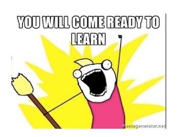 3 Memes with Teacher Non-Negotiable Class Norms