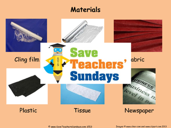 3 Materials science investigations Lesson plans, Investigation and Graph frames
