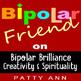 Mental Health Matters! Bipolar Friend Series = 4-Book Bundled $AVINGS!