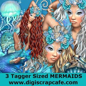 3 Mermaids