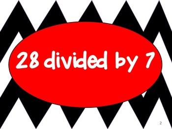3 Minute Math Bundle: 4 different versions
