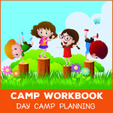 3 Months to Summer Camp Planning Workbook - Kids Day Camp