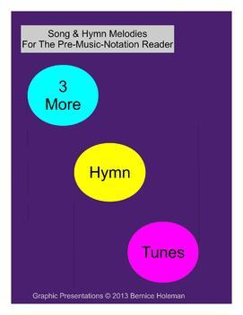3 More Hymn Tunes