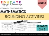 3.NBT.1 Rounding 10 and 100