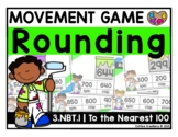 3.NBT.1 - Rounding to the Nearest 100 -  Using 3 Digit Numbers