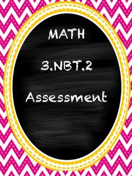 3.NBT.2 Assessment
