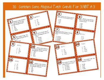 3.NBT.A.3 Task Cards