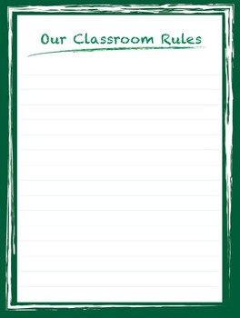 3 ESSENTIAL classroom posters
