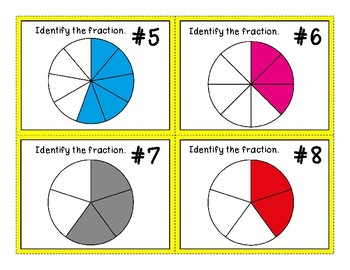 3.NF.1 Identify Fractions