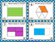 3.NF.1 Task Cards: Equal Parts, Fractions Task Cards 3.NF.1: 3rd Grade Fractions