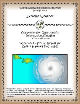 3 NGRE Extreme Weather - Ch. 2, Storm Hazards and Safety, Nature's Fury, p16-21