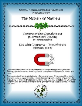 3 NGRE The Mystery of Magnets - Ch. 2, Unlocking the Mystery, p14-19