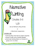 3 Narrative Writing Benchmark Assessments