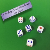 3 No-Prep Conversation Games (with Dice!)