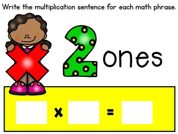 3.OA.1  Multiplying by 2 and 3 Fact Practice Digital BOOM Cards