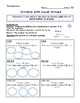 3.OA.2- Differentiated I do, We do, You do Math Worksheets