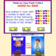 3.OA.3 THINK ON YOUR FEET MATH! 3 in 1 Interactive Game: Multiply / Divide