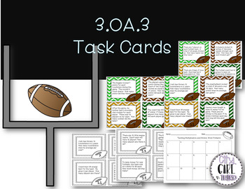 3.OA.3 Tackling Multiplication and Division Word Problems FREEBIE