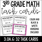 3.OA.6 3rd Grade Math Task Cards (Division as Unknown Fact
