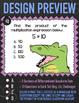 3.OA.7 Assessment ★ 3rd Grade Multiplication & Division Word Problem Task Cards