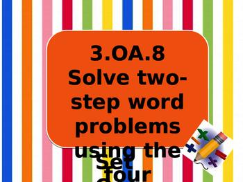 3.OA.8 Set one