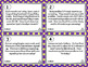 3.OA.8 Task Cards: Two-Step Word Problems, Equations & Estimation Task Card 3OA8