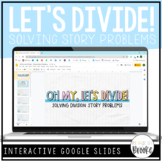 3.OA.A.3 - Oh My, Let's Divide! | Solving Division Story Problems