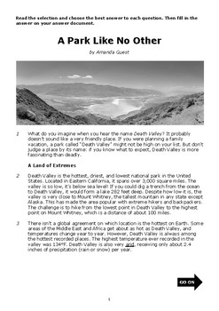 3 PACK Nonfiction 5th STAAR Passages - Vocab and Informational TEKS