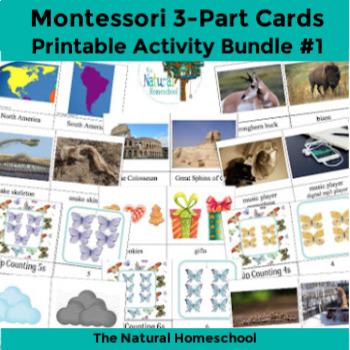 3-Part Cards Bundle 1