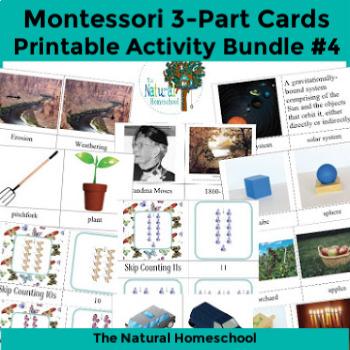 3-Part Cards Bundle 4