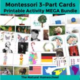 3-Part Cards MEGA Bundle