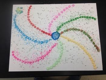 3 Part Galaxies Edible Lab Activity