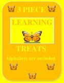 3 Piece Learning Treats