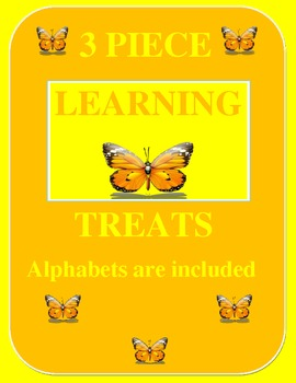 3 Piece Learning Treats