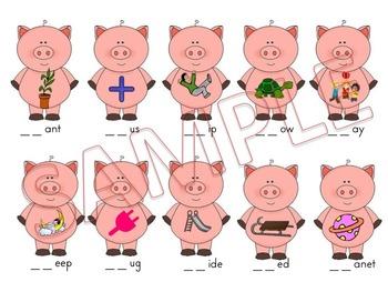 3 Pigs L  Blends Walk The Room