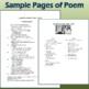 "3-Poem Author Study: Langston Hughes' ""I, Too,"" ""Harlem,"""