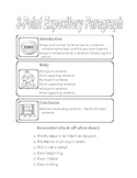 3 Point Expository Paragraph Outline