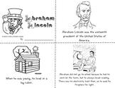3 President's Day Mini-Books